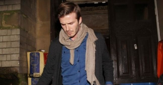 David Beckham named Irish men's biggest style icon in Jacamo survey