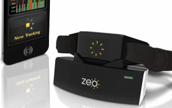 Will the Zeo headband and iPhone app give you sleepless nights?