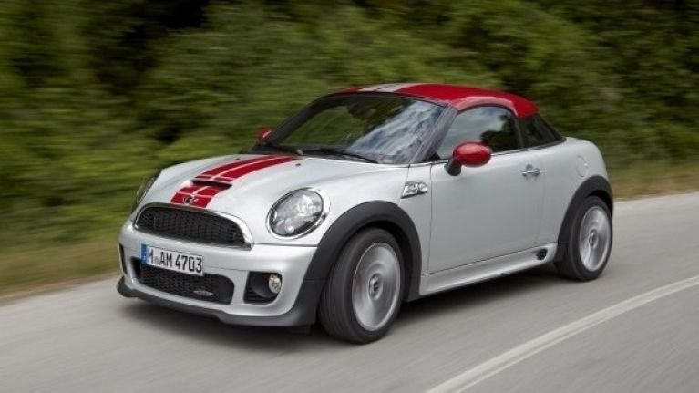 On The Road With The Mini Coupe Joe Is The Voice Of Irish People