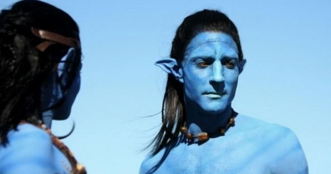 Which Irish footballers helped make Avatar and X-Men?