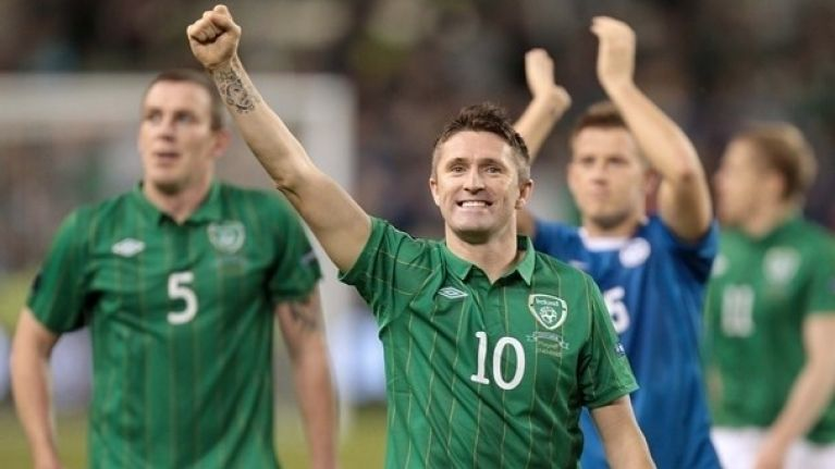 Five great Irish soccer songs | JOE is the voice of Irish people at