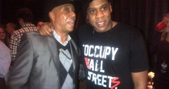 Occupy Wall Street protestors turn on Jay-Z after ill-judged t-shirt release