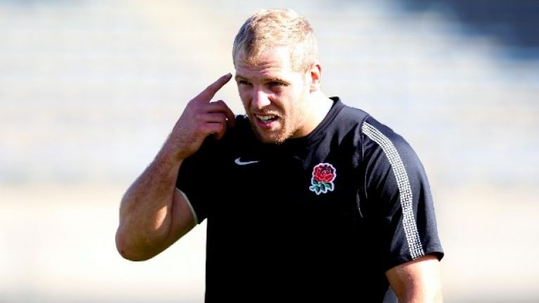 Interview: Rugby star James Haskell on his UFC love