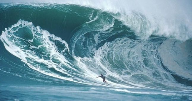 Record-breaking wave recorded off Donegal coast