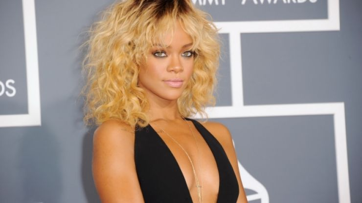 Video: Racy behind-the-scenes footage from Rihanna's upcoming video (NSFW)
