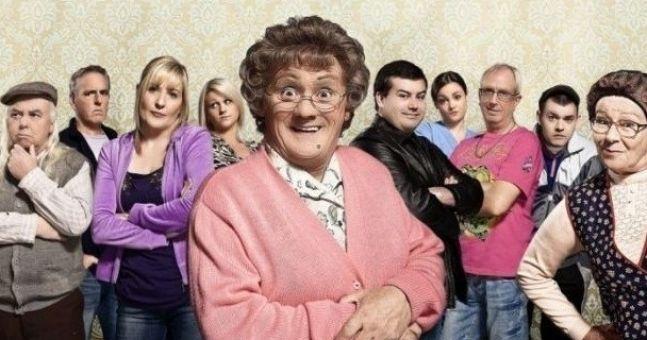 Brendan O'Carroll turns down HBO offer of US Mrs Brown's Boys series