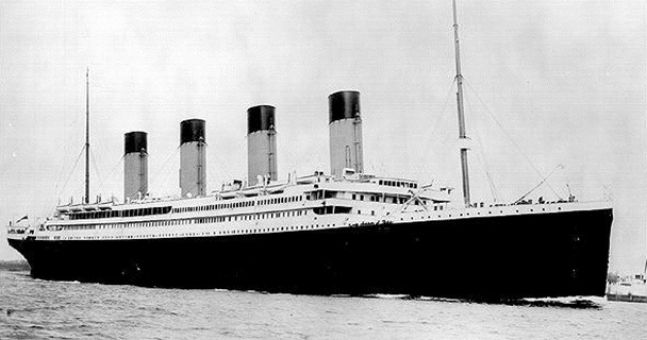 Five things you might not know about the Titanic