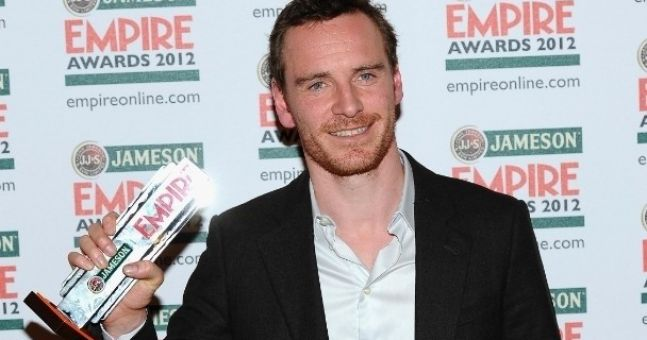 Michael Fassbender has some strange inspirations...