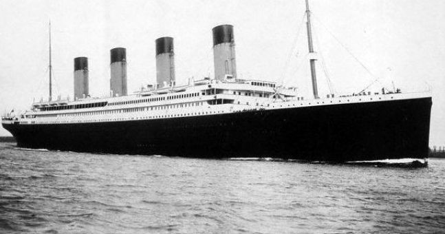 Titanic's Centenary: JOE meets the first Irishman to dive to wreck and who retrieved the ship's wheel