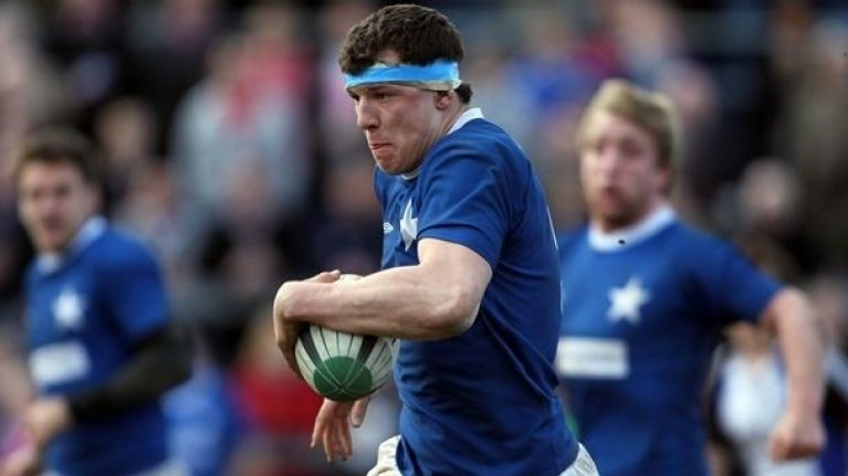 Rising star Irish flanker joins Cardiff Blues