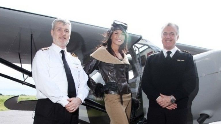 Fancy raising money for charity by doing a Loop the Loop in an aerobatic plane?