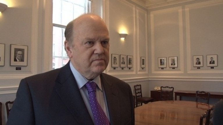 """Michael Noonan accused of being """"ignorant"""" over remarks about Greece"""