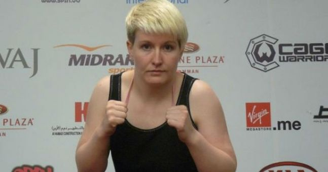 Cage Warriors Preview: Aisling Daly v Rosi Sexton