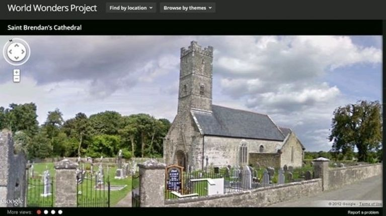 Bet you can't guess which two Irish attractions made Google's first ever World Wonders list?