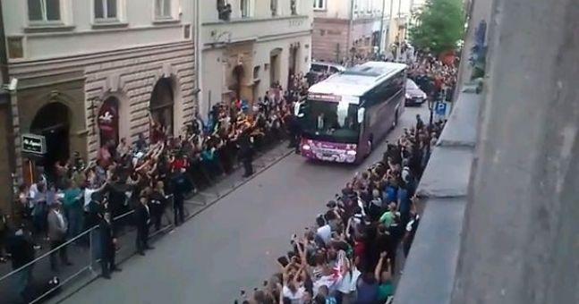 Video: An early contender for best video from Euro 2012