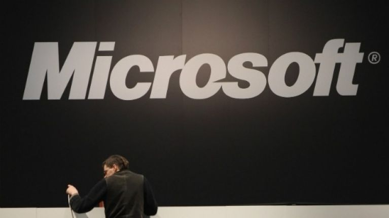 Microsoft apologise for bizarre conference presentation that featured penis song lyrics