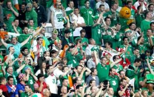 We might have lost, but this Irish fan had the breast time against Croatia (NSFW)