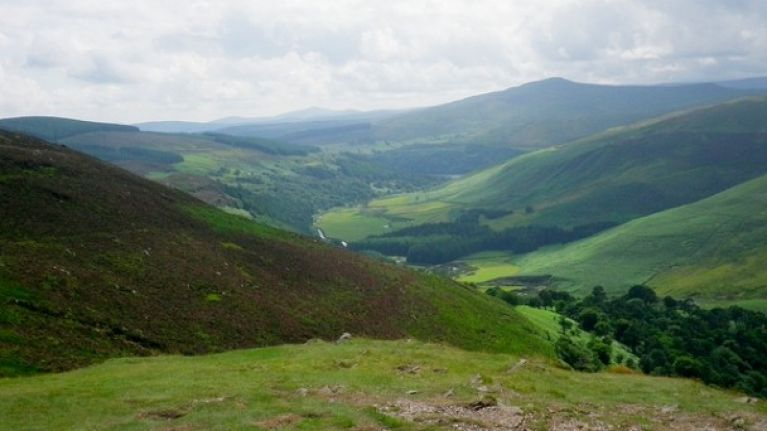 Ireland's Great Drives: The Sally Gap spin