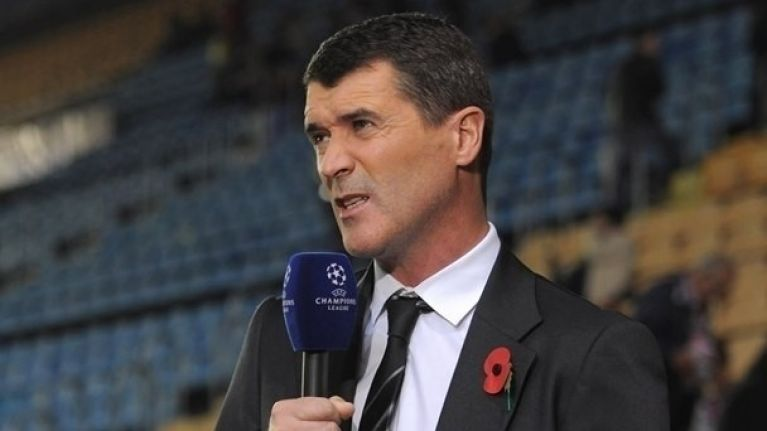 'Let's not go for a sing-song'. Roy Keane's take on Ireland's 4-0 defeat tonight.