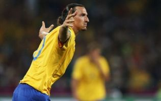 Kind hearted Zlatan Ibrahimovic donates €40k to help Sweden's disabled team travel to the World Cup