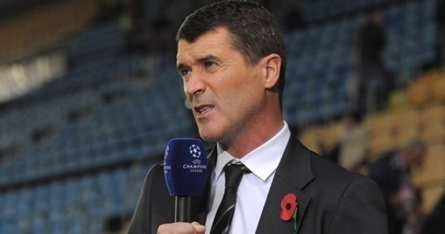 Roy Keane has another go at some of the Irish fans while John Delaney gets a lash too