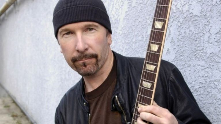 You know The Edge from U2? Well, he's actually a really nice bloke