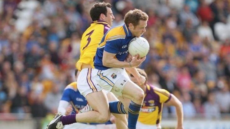 Longford sharpshooter, and Seanie v Cavan v the Munster hurling final