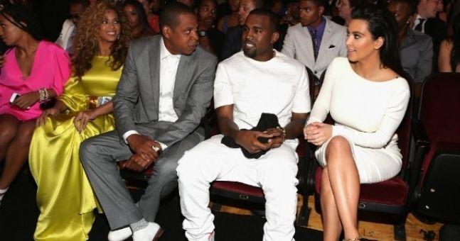 So Kanye West has allowed Kim Kardashian to dress him now...