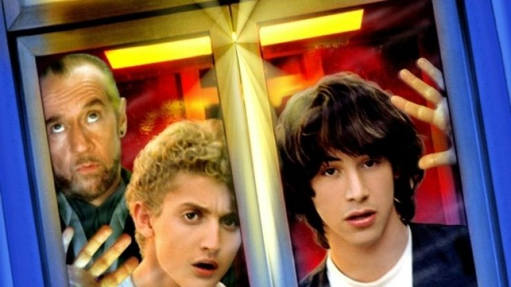 Cult Classic: Bill & Ted's Excellent Adventure