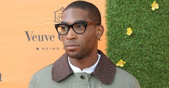 """And there we were thinking that Tinie Tempah's fashion sense was """"Invincible""""..."""