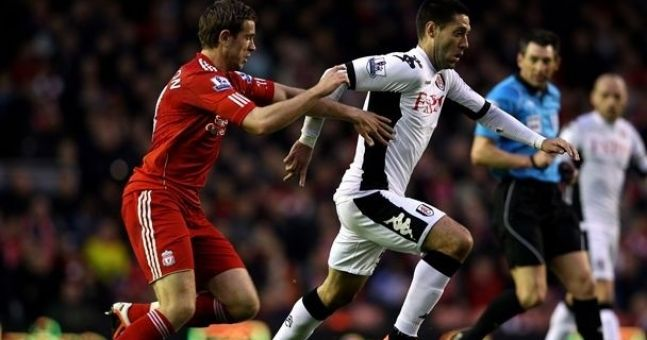 Clint Dempsey was briefly a Liverpool player today, according to FSG's website