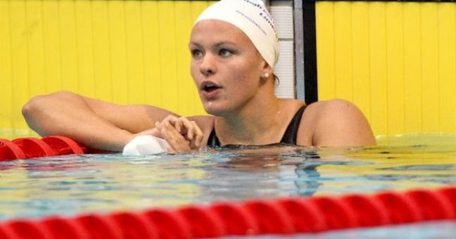 Ireland's best hope in the Pool: Gráinne Murphy