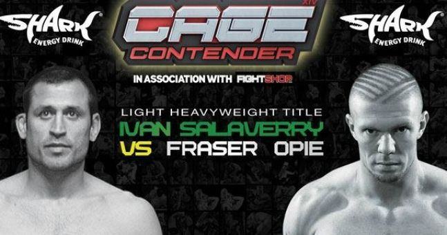Review: Cage Contender XIV