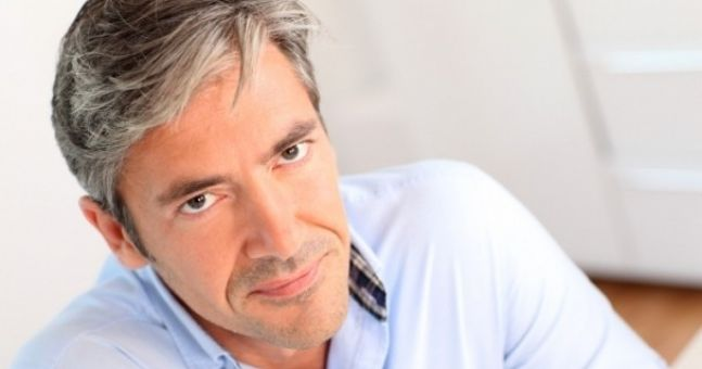 Survey reveals Irish women are A-ok with their man going grey