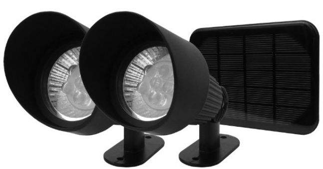 Energy saving gadget: Brighten up your garden with these Solar Landscape Spot Lights