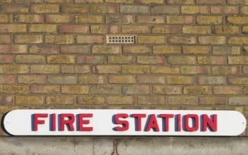 Fire gets own back on Fire-station in Derry