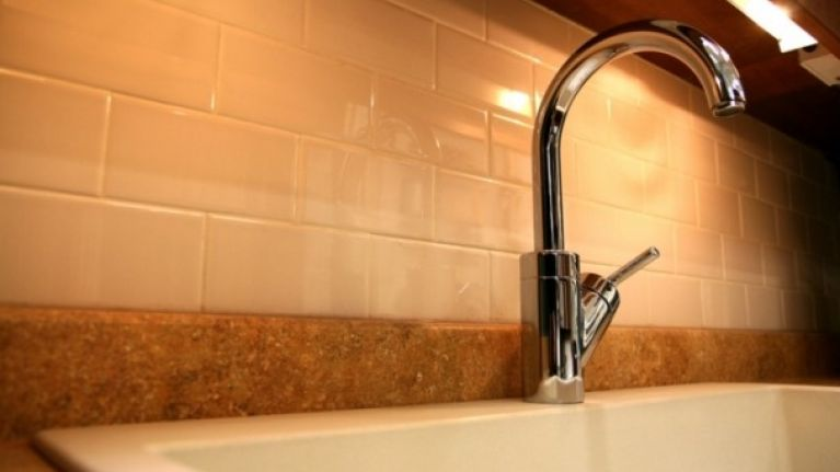 I Can T Get Hose Under Sink In Kitchen Wall on