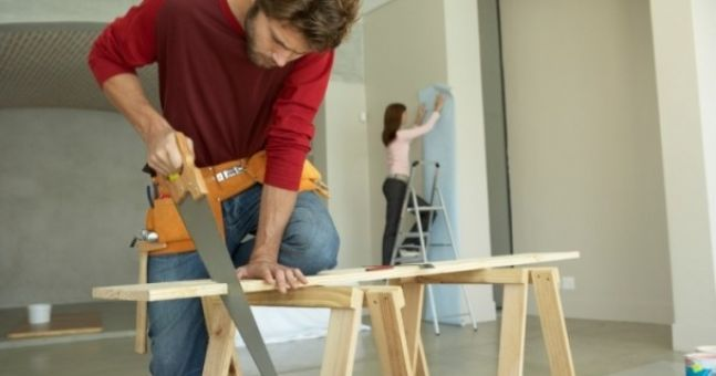Two thirds of us still haven't finished DIY projects, according to a new survey