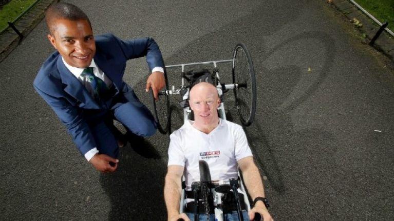 The Big Paralympics Interview: Mark Rohan