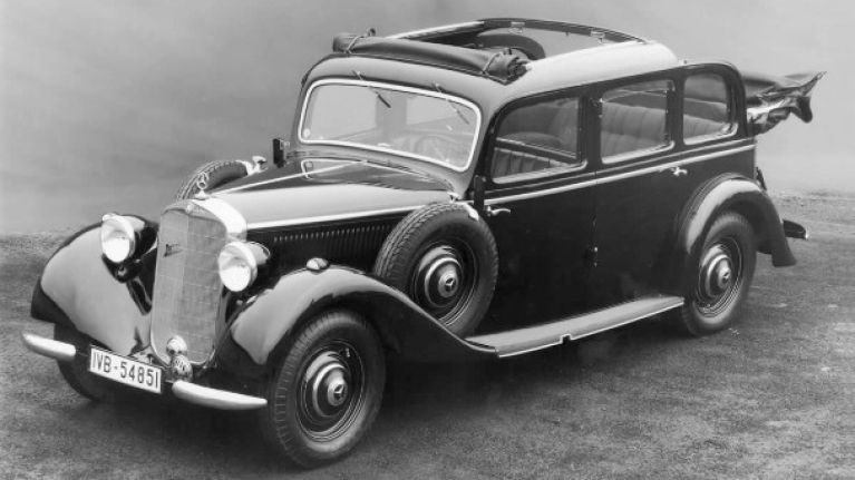 Mercedes-Benz 260 D - The first series-production diesel car