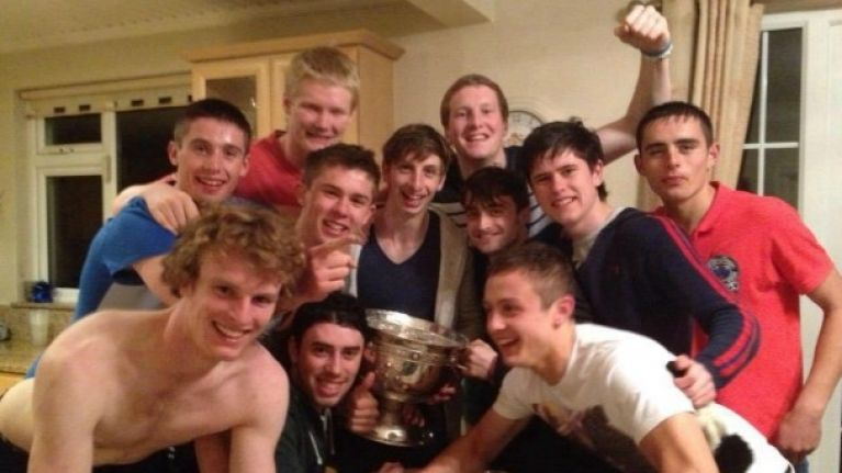 Harry Potter and the magical Dublin Minor Football party