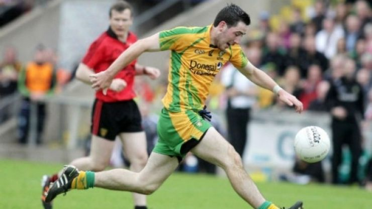 Mark McHugh hoping to return to the Donegal panel next year