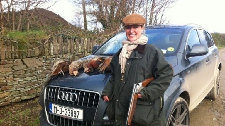 TV Chef Rachel Allen addresses controversial pheasant kill photo with Facebook post