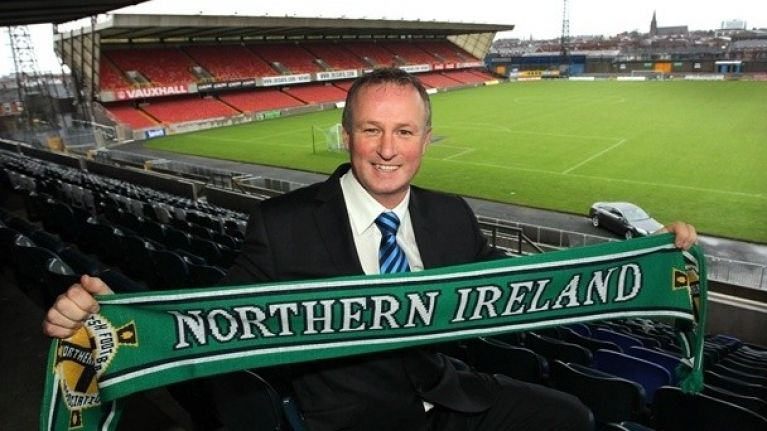 Michael O'Neill says he doesn't want any more players switching south