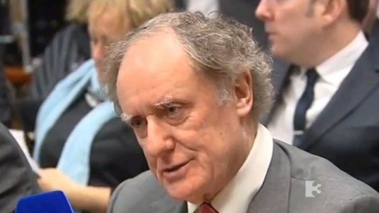 Video: Vincent Browne takes no crap from the European Central Bank