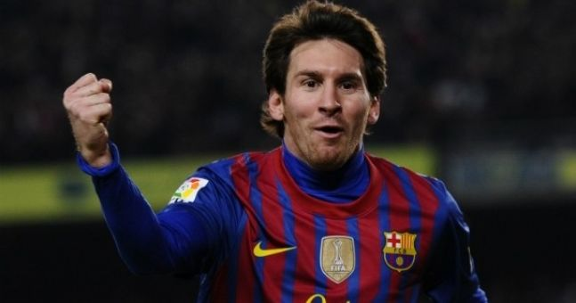 Video: Anything you can do... Messi hits four one week after Ronaldo hat-trick