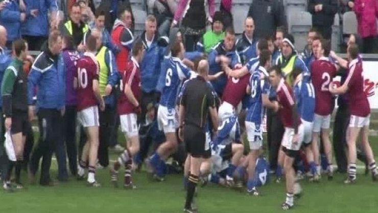 Dromid Pearses cop three-year ban for Derrytresk brawl