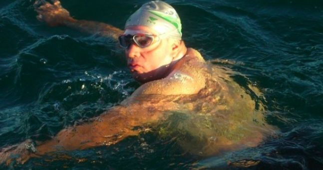 West Cork swimmer is one step closer to entering the history books