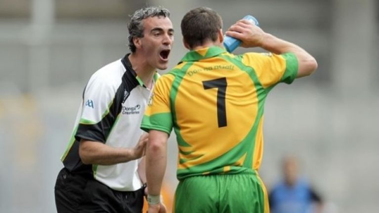 Video: We're pretty sure this is why Jim McGuinness snubbed TG4 on Sunday