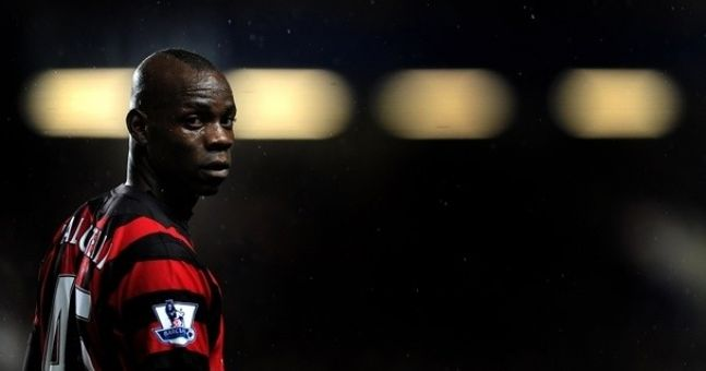 Mario Balotelli's filthy habit lands him in big trouble with the boss